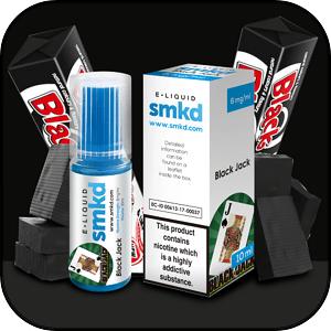 Blackjack Eliquid by SMKD 10ml